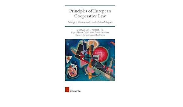 ΚΕΟΣΟΕ: Κυκλοφορία βιβλίου για τις Αρχές του Ευρωπαϊκού Συνεταιριστικού Δικαίου