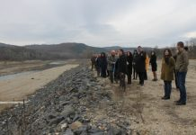 Παρουσίαση δράσεων αντιπλημμυρικής προστασίας της ΠΚΜ σε Κερκίνη και Στρυμόνα