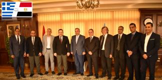 Πραγματοποιήθηκε το 2ο Φόρουμ Ελληνοαιγυπτιακής Φιλίας