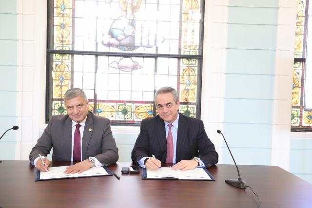 Σύμφωνο συνεργασίας μεταξύ ΕΒΕΑ και Περιφερειακού Ταμείου Ανάπτυξης Αττικής (Π.Τ.Α.Α.)