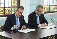 Σύμπραξη ΕΒΕΑ και Ελληνο-Αμερικανικού Επιμελητηρίου για νεοφυείς επιχειρήσεις καινοτομία και