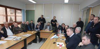 Σύσκεψη ΓΕΩΤΕΕ: Συνάντηση με αρμόδιους υπουργούς για το φράγμα Συκιάς, ζητούν οι Φορείς της Θεσσαλίας