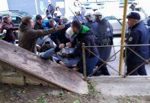 Επεισόδια στο Ηράκλειο κατά τη σύσκεψη για τις αποζημιώσεις των ελαιοπαραγωγών