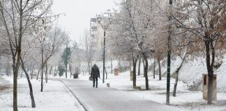 Στους -13 βαθμούς ο υδράργυρος στα Γρεβενά - Αρνητικές θερμοκρασίες σε πολλές περιοχές