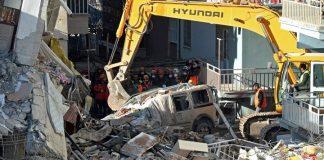 Στους 41 ο αριθμός των νεκρών από τον σεισμό στην Τουρκία - Οι αρχές τερματίζουν τις επιχειρήσεις διάσωσης