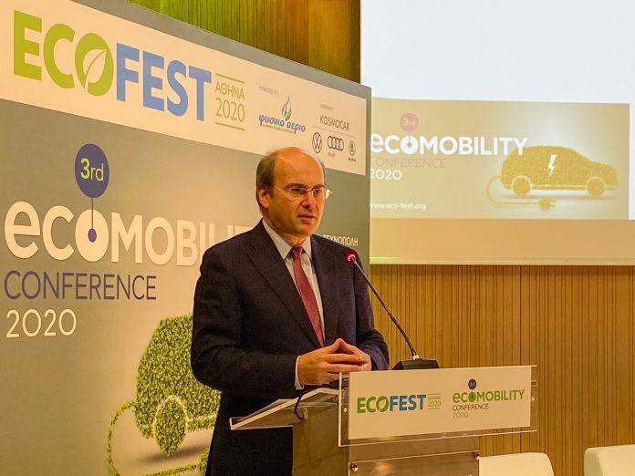 Αεριοκίνηση, βιοκαύσιμα και ηλεκτροκίνηση «κλειδί» στην πράσινη ατζέντα του ΥΠΕΝ