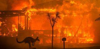 Αυστραλία: Οι αρχές διέταξαν την εκκένωση περιοχών όπου μαίνονται πυρκαγιές