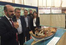 """Εγκαίνια για την έκθεση """"νησιά των ανέμων"""" στο Μουσείο Μεσαράς"""