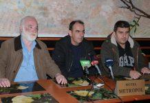 Επανεκλογή Ρίζου Μαρούδα στην προεδρεία της ΕΟΑΣΝΛ - Περιοδείες στα χωριά, πριν τα μπλόκα τέλος του μήνα