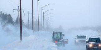 Επιδείνωση του καιρού από την Κυριακή 5 Ιανουαρίου