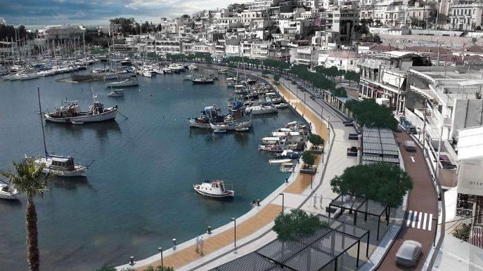 ΕΥΔΑΠ: Κλείνει η Ακτή Κουμουνδούρου στον Πειραιά λόγω εργασιών από αύριο 22/1 έως τις 14/2