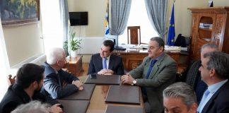 K. Σκρέκας: Προτεραιότητα η στήριξη των νησιωτικών και ακριτικών περιοχών