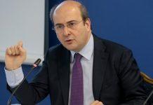 Κάιρο: Συνάντηση Χατζηδάκη με τον Αιγύπτιο ομόλογό του στο πλαίσιο του East Med Gas Forum