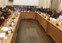 Κρήτη: Σύσκεψη στην Περιφέρεια για τη δακοκτονία και τον έλεγχο στην αγορά κρέατος