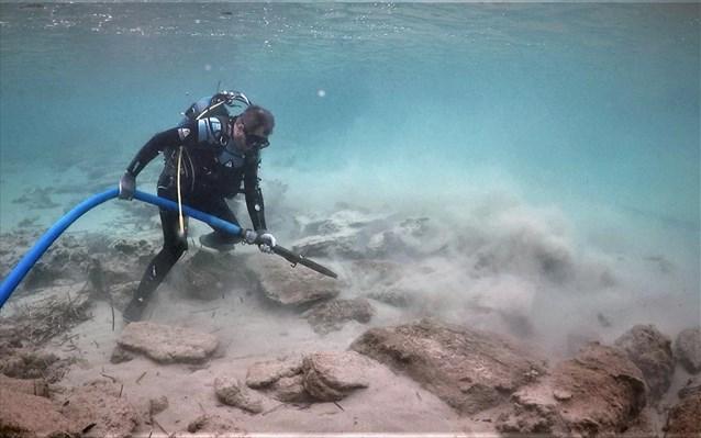 Κρήτη: Υποβρύχια έρευνα στον αρχαίο Ολούντα και το λιμάνι της Ιεράπετρας