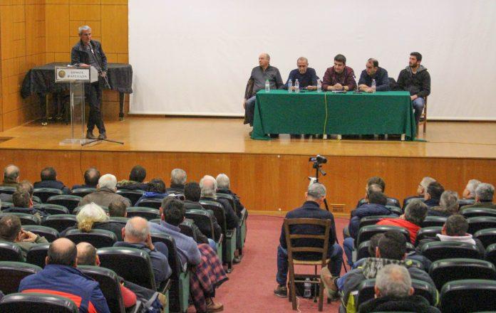 Τοπικές αγροτικές κινητοποιήσεις αποφάσισαν οι αγρότες στην Πανθεσσαλική στα Φάρσαλα