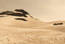 Παγετώνες στη Ν. Ζηλανδία παίρνουν αποχρώσεις του καφέ εξαιτίας των πυρκαγιών στην Αυστραλία