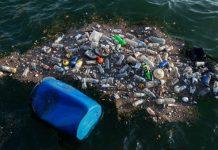 """Περισσότερα από 800 κιλά απορριμμάτων """"ψαρεύτηκαν"""" από τον Θερμαϊκό"""