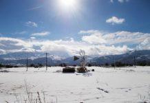 Προσπάθειες αποχιονισμού στο Οροπέδιο Λασιθίου - Μέχρι και τα 4 μέτρα το χιόνι