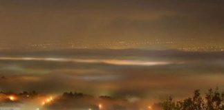 Πρωτιά στην αιθαλομίχλη τα Ιωάννινα