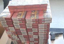 Σύλληψη για κατοχή λαθραίων τσιγάρων στην Αλεξανδρούπολη