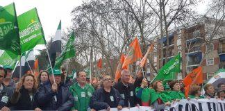 Για τέταρτη μέρα στους δρόμους οι αγρότες της Ισπανίας