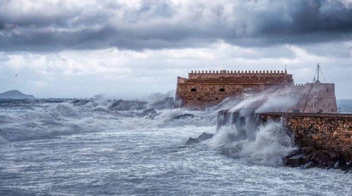 Ζημιές, αλλά και εμπλουτισμό του υδροφορέα, έφερε ο «Ηφαιστίωνας» στην Κρήτη