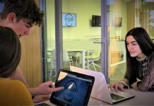 Με app για… καθαρό βυθό, σε διαγωνισμό επιχειρηματικότητας μαθητές της ΑΓΣ