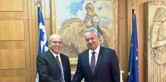 Το αρδευτικό στο επίκεντρο της συνάντησης Ελλάδας - Ισραήλ