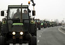 Αποχώρησαν οι αγρότες της Καρδίτσας από το μπλόκο στο «Δέλτα»