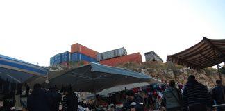 Κατασχέθηκαν και καταστράφηκαν ελαιόλαδο και οπωροκηπευτικά στην αγορά του Σχιστού