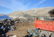 Καθαρισμός της Χάλκης από 2.000 τόνους απορριμμάτων μετά από 7 χρόνια