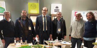 Η Κρήτη στη διεθνή έκθεση νωπών φρούτων και λαχανικών