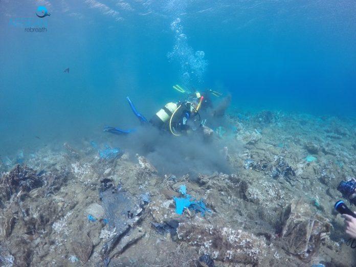 Συνάντηση για την ανάληψη πρωτοβουλίας καθαρισμού υποθαλάσσιας περιοχής στην Άνδρο – Αιγίδα ΥΠΕΝ