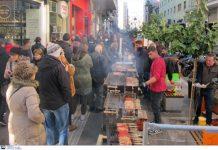 """Θεσσαλονίκη: Ο καιρός """"φρενάρει"""" τις παραγγελίες κρεάτων για το έθιμο της Τσικνοπέμπτης"""