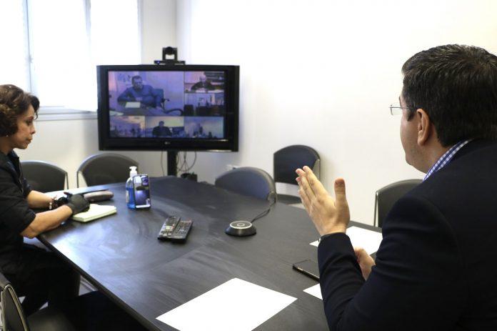 Έκτακτη σύσκεψη των 13 Περιφερειαρχών μέσω τηλεδιάσκεψης συγκάλεσε ο Α. Τζιτζικώστας