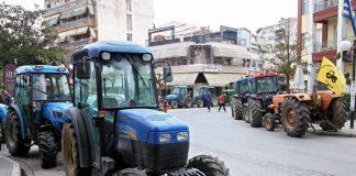 Για «εκφοβισμό με νέα αγροτοδικεία» μιλούν οι αγρότες του Τυρνάβου