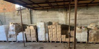 Δύο συλλήψεις για διακίνηση παράνομων φυτοφαρμάκων από Βουλγαρία