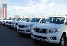 Η J&P AΒΑΞ εμπιστεύεται τα Nissan NAVARA
