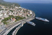 Υπεγράφη η σύμβαση ύψους 9,8 εκατ. € για την επέκταση του λιμένα Αγίου Κωνσταντίνου