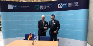 Μνημόνιο συνεργασίας ΔΕΗ - RWE στους τομείς των ΑΠΕ και της απολιγνιτοποίησης