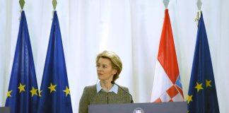 Ούρσουλα φον ντερ Λάιεν: 700 εκατ. ευρώ στην Ελλάδα για το μεταναστευτικό
