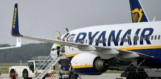 Η Ryanair ακυρώνει όλες τις πτήσεις από και προς Ιταλία
