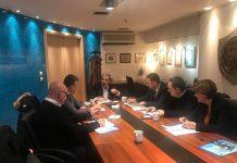 Συνεδρίαση για το ζήτημα του μεταναστευτικού - προσφυγικού στην Αθήνα