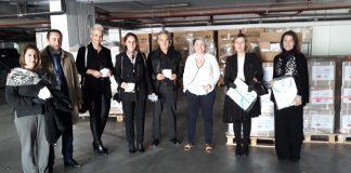 Δωρεά εξοπλισμού σε υγειονομικές μονάδες της Κρήτης από την Παγκρήτια Τράπεζα και επιχειρήσεις του νησιού