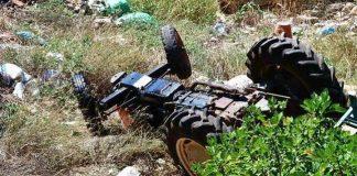 Δυστύχημα με θύμα 58χρονο αγρότη στους Γαλατάδες Πέλλας