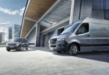 Η Mercedes-Benz προσφέρει 3 επαγγελματικά οχήματα στο ΕΚΑΒ