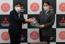 Προστατευτικές ασπίδες προσώπου από την Mitsubishi Motors για την πρόληψη της εξάπλωσης του COVID-19