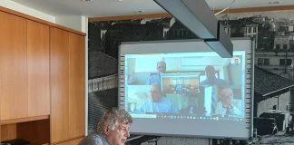 Τηλεδιάσκεψη ΣΕΒΕ με τον υφυπουργό εξωτερικών Κ. Φραγκογιάννη για τις επιπτώσεις του κορωνοϊού στις εξαγωγικές επιχειρήσεις