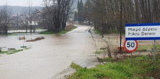 Χειμώνας και καταστροφές στην Ανατολική Μακεδονία – Θράκη